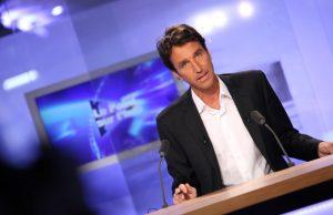 Thierry Dugeon, journaliste sur une chaîne d'info en continu, I télé