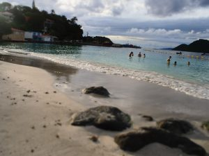 La nouvelle plage, île des saintes, guadeloupe