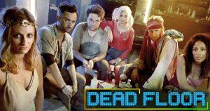 Casting de la web série Dead Floor de François descraques et François Uzan avec Antoine Daniel , Julien Josselin, FloBer