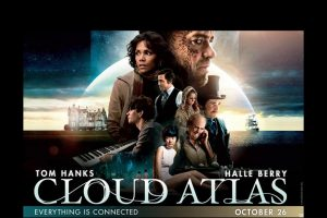 Affiche du film Cloud Atlas des Wachowsli et Tom Tykwer