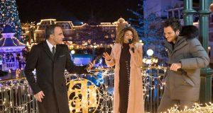 Emission du réveillon sur Tf1 : Nikos Aliagas reçoit Tal et Amir à Disneyland