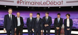 les sept candidats à la primaire socialiste de 2017