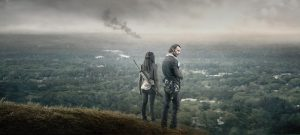 The walking dead, Rick et Michonne