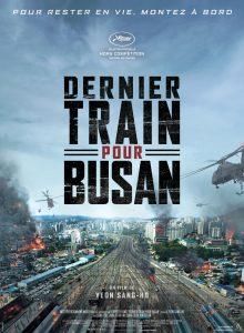 Affiche Dernier train pour Busan de Sang-Ho Yeon