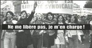 Féminisme : ne me libère pas, je m'en charge