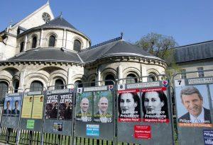 Affiches électorales 2007