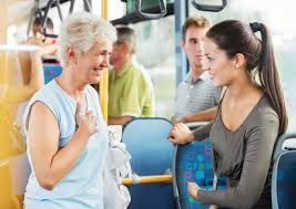 Civilité dans le bus