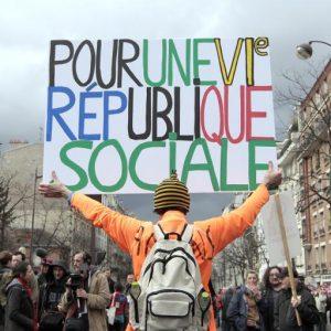 Pour une VIe République sociale