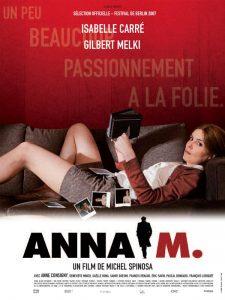 affiche Anna M
