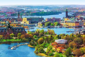 Stockholm en Suède
