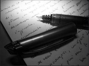 écriture thérapie