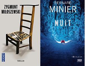 Nuit de Bernard Minier et Un fond de vérité de Zygmunt Miloszewski, vos polars de l'été
