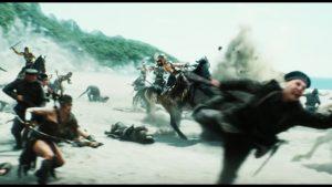 La bataille des amazones dans Wonder Woman et déluge d'effets spéciaux