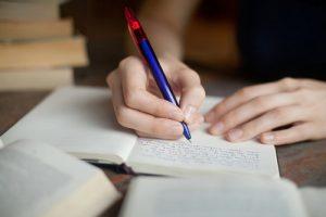 pourquoi tu écris ?