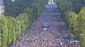 """Manifestation du 11 janvier """"je suis Charlie"""""""