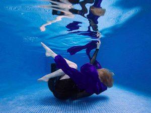 Quand t'es sous l'eau