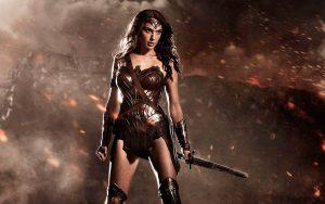 Wonder Woman dans Batman vs Superman