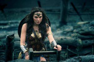Wonder Woman sort des tranchées