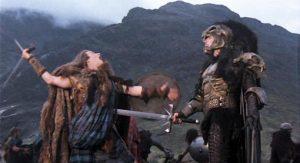 Highlander, la mort de Duncan