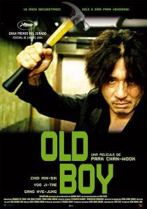 Old Boy de Park Chan-Wook