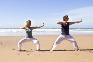 Faire du tai chi en couple