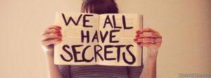 Nous avons tous des secrets
