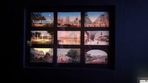Diorama à l'Exposition Dioramas au Palais de Tokyo
