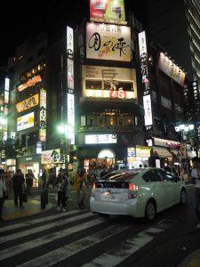 Quartier de Shinjuku, Tokyo