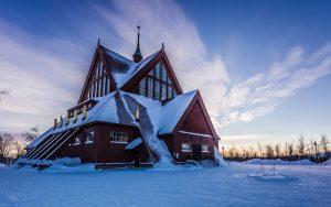 Kiruna, Suède