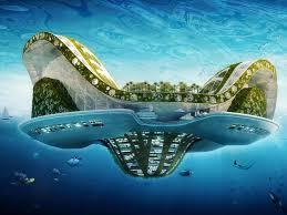 Utopie : île artificielle
