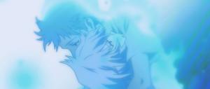 Evangelion Rei & Shinji