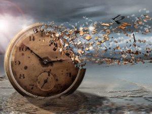 Le temps qui s'envole