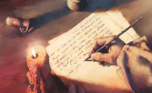 Ecrire des lettres