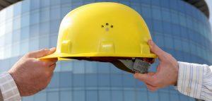 La sécurité _ casque de chantier