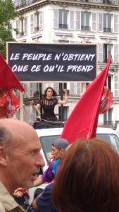 Manifestation marée populaire du 26 mai