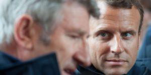 Macron et de Villiers : à droite toute