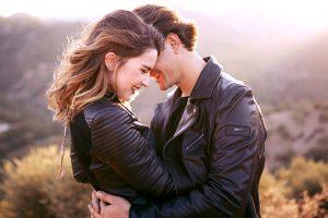 Romance en cuir