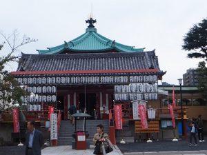 Temple bouddhique de Tokyo