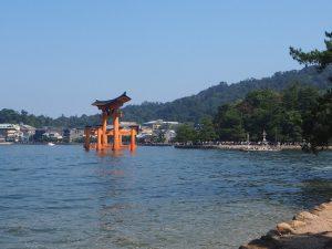 Le torii géant de Miyajima