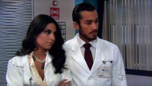Aurora et Mariano dans Teresa