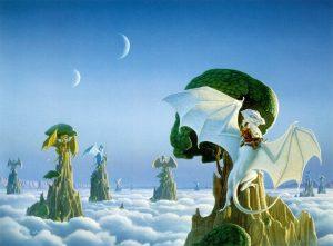 Les dragons de Pern