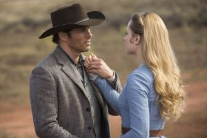 Dolores, le love interest par excellence