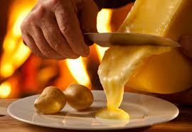 Du fromage à raclette