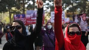 La révolte des femmes