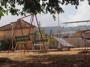 Jardin d'enfants du quartier Popa de Trinidad à Cuba