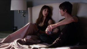 Spencer et Caleb dans Pretty little liars