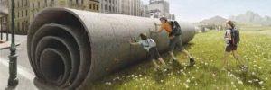 Stop le béton, pour une ville verte