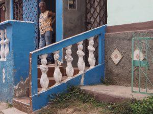 Quartier de la Popa à Trinidad