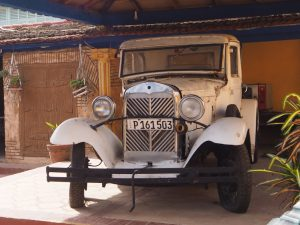 Voiture de collection, Trinidad