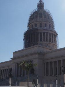 Le capitole de Cuba